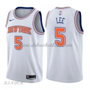 Basketball Trikot Kinder New York Knicks 2018 Courtney Lee 5# Alternate Swingman..