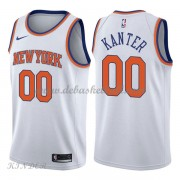 Basketball Trikot Kinder New York Knicks 2018 Enes Kanter 0# Home Swingman..