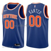 Basketball Trikot Kinder New York Knicks 2018 Enes Kanter 0# Road Swingman..