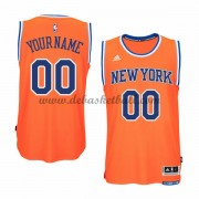 New York Knicks Basketball Trikots 2015-16 Alternate Trikot Swingman..