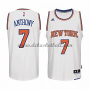 New York Knicks Basketball Trikots 2015-16 Carmelo Anthony 7# Home Trikot Swingman..