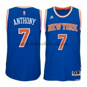 New York Knicks Basketball Trikots 2015-16 Carmelo Anthony 7# Road Trikot Swingman..