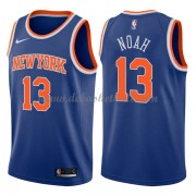 New York Knicks Basketball Trikots 2018 Joakim Noah 13# Road Trikot Swingman..
