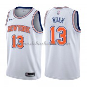 New York Knicks Basketball Trikots 2018 Joakim Noah 13# Alternate Trikot Swingman..