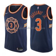 New York Knicks Basketball Trikots 2018 Tim Hardaway Jr. 3# City Swingman..