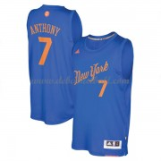 New York Knicks Trikot 2016 Carmelo Anthony 7# NBA Weihnachten Trikot Swingman..