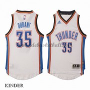 Basketball Trikot Kinder Oklahoma City Thunder 2015-16 Kevin Durant 35# Home Swingman..