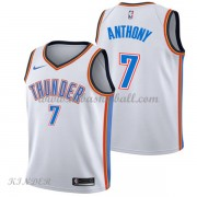 Basketball Trikot Kinder Oklahoma City Thunder 2018 Carmelo Anthony 7# Home Swingman..