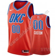 Basketball Trikot Kinder Oklahoma City Thunder 2019-20 Orange Statement Edition Swingman..