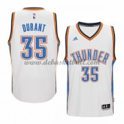 Oklahoma City Thunder Basketball Trikots 2015-16 Kevin Durant 35# Home Trikot Swingman