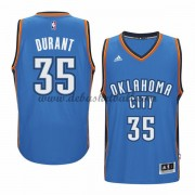 Oklahoma City Thunder Basketball Trikots 2015-16 Kevin Durant 35# Road Trikot Swingman..