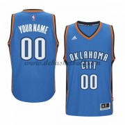 Oklahoma City Thunder Basketball Trikots 2015-16 Road Trikot Swingman