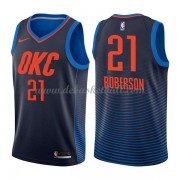 Oklahoma City Thunder Basketball Trikots 2018 Andre Roberson 21# Alternate Trikot Swingman..