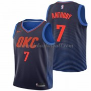 Oklahoma City Thunder Basketball Trikots 2018 Carmelo Anthony 7# Alternate Trikot Swingman..
