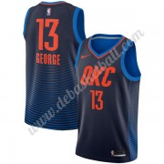 Oklahoma City Thunder Basketball Trikots 2018 Paul George 13# Alternate Trikot Swingman..