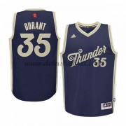 Herren Oklahoma City Thunder 2015 Kevin Durant 35# NBA Christmas Wars Basketball Swingman Trikot..
