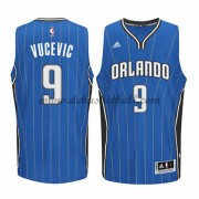 Orlando Magic Basketball Trikots 2015-16 Nikola Vucevic 9# Road Trikot Swingman..