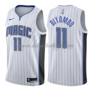 Orlando Magic Basketball Trikots 2018 Bismack Biyombo 11# Home Trikot Swingman..