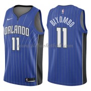 Orlando Magic Basketball Trikots 2018 Bismack Biyombo 11# Road Trikot Swingman..