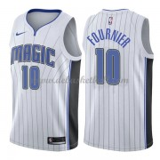 Orlando Magic Basketball Trikots 2018 Evan Fournier 10# Home Trikot Swingman..
