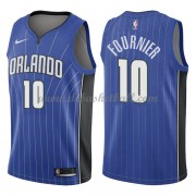 Orlando Magic Basketball Trikots 2018 Evan Fournier 10# Road Trikot Swingman..
