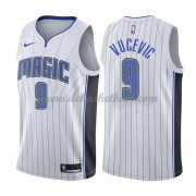 Orlando Magic Basketball Trikots 2018 Nikola Vucevic 9# Home Trikot Swingman..