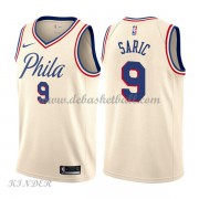 Basketball Trikot Kinder Philadelphia 76ers 2018 Dario Saric 9# City Swingman..