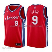 Basketball Trikot Kinder Philadelphia 76ers 2018 Dario Saric 9# Alternate Swingman..
