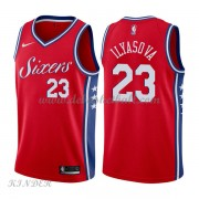 Basketball Trikot Kinder Philadelphia 76ers 2018 Ersan Ilyasova 23# Alternate Swingman..