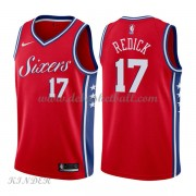 Basketball Trikot Kinder Philadelphia 76ers 2018 J.J. Redick 17# Alternate Swingman..