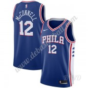 Basketball Trikot Kinder Philadelphia 76ers 2019-20 T.J. McConnell 12# Icon Edition Swingman..