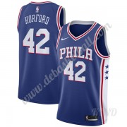 Basketball Trikot Kinder Philadelphia 76ers 2019-20 Al Horford 42# Blau Icon Edition Swingman..