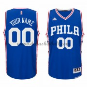 Philadelphia 76ers Basketball Trikots 2015-16 Road Trikot Swingman..