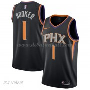 Basketball Trikot Kinder Phoenix Suns 2018 Devin Booker 1# Alternate Swingman..