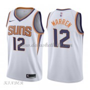 Basketball Trikot Kinder Phoenix Suns 2018 T.J. Warren 12# Home Swingman..