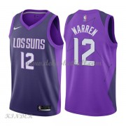 Basketball Trikot Kinder Phoenix Suns 2018 T.J. Warren 12# City Swingman..