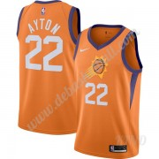 Basketball Trikot Kinder Phoenix Suns 2019-20 DeAndre Ayton 22# Orange Finished Statement Edition Sw..