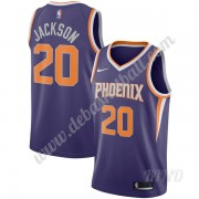 Basketball Trikot Kinder Phoenix Suns 2019-20 Josh Jackson 20# Lila Icon Edition Swingman..
