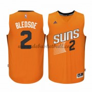 Phoenix Suns Basketball Trikots 2015-16 Eric Bledsoe 2# Orange Alternate Trikot Swingman..