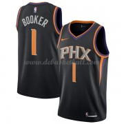 Phoenix Suns Basketball Trikots 2018 Devin Booker 1# Alternate Trikot Swingman..