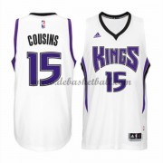 Sacramento Kings Basketball Trikots 2015-16 DeMarcus Cousins 15# Home Trikot Swingman..