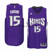 Sacramento Kings Basketball Trikots 2015-16 DeMarcus Cousins 15# Road Trikot Swingman..