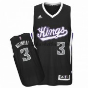 Sacramento Kings Basketball Trikots 2015-16 Marco Belinelli 3# Alternate Trikot Swingman..