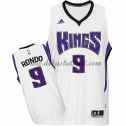 Sacramento Kings Basketball Trikots 2015-16 Rajon Rondo 9# Home Trikot Swingman..