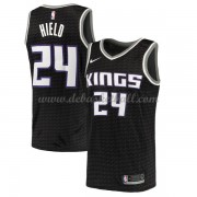 Sacramento Kings Basketball Trikots 2018 Buddy Hield 24# Alternate Trikot Swingman..