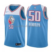 Sacramento Kings Basketball Trikots 2018 Zach Randolph 50# City Swingman..