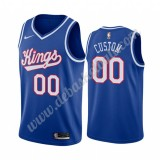 Sacramento Kings Basketball Trikots NBA 2019-20 Blau Classics Edition Swingman