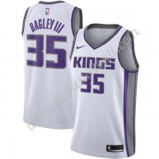 Sacramento Kings Basketball Trikots NBA 2019-20 Marvin Bagley III 35# Weiß Association Edition Swing..