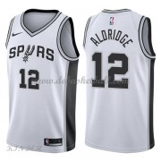 Basketball Trikot Kinder San Antonio Spurs 2018 LaMarcus Aldridge 12# Home Swingman..