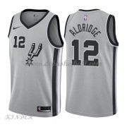 Basketball Trikot Kinder San Antonio Spurs 2018 LaMarcus Aldridge 12# Alternate Swingman..